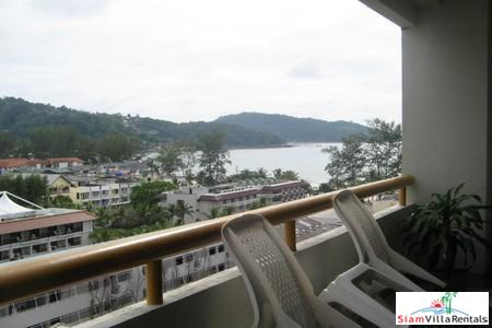 New, one bedroom apartment in Patong Tower, Patong