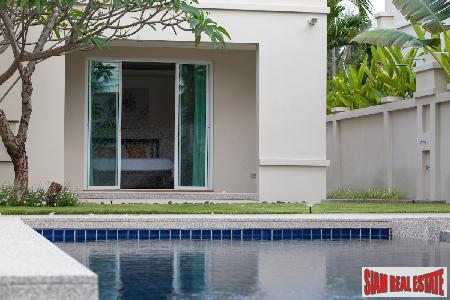 Quality Three Bedroom Pool Villa 14