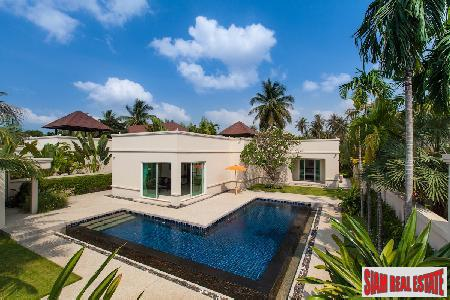 Quality Three Bedroom Pool Villa 4