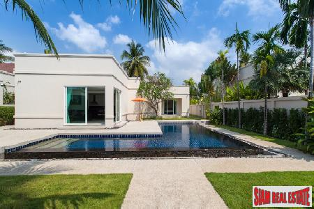 Quality Three Bedroom Pool Villa 5