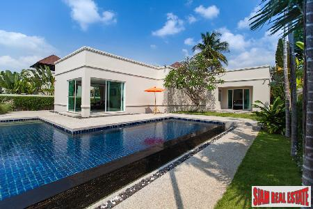 Quality Three Bedroom Pool Villa 6