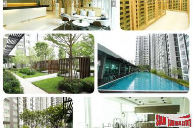 For Sale unit on Rama 4, River View, 1 bedroom 1 bathroom