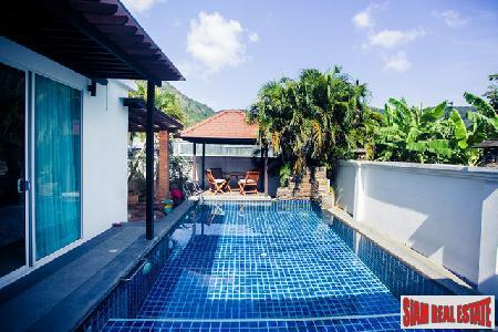 kamala pool villa