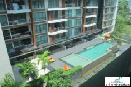 Distinctive One-Bedroom Condo in City Center, Pattaya