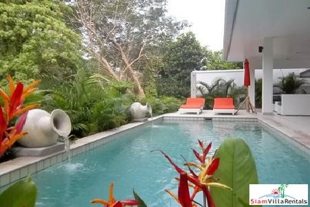 Modern, Airy 2-Bedroom Pool Villa in Rawai