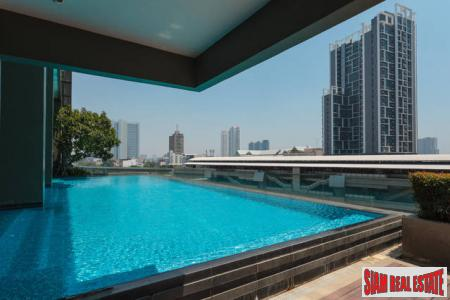 Quality One-Bedroom Condo in Sathorn/WongWianYai 2
