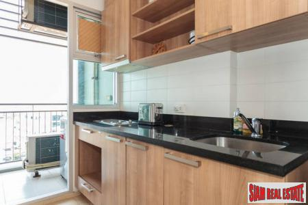 Quality One-Bedroom Condo in Sathorn/WongWianYai 8