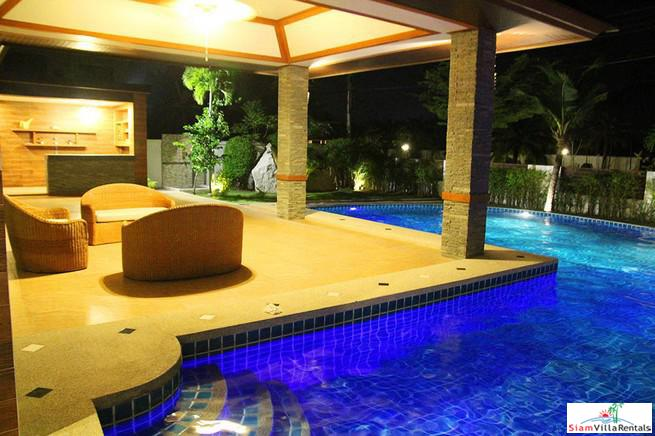 New, Luxury 4-Bedroom Pool Villa 15