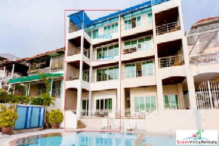 Deluxe Poolside 2-Bedroom Condo in Pratumnak