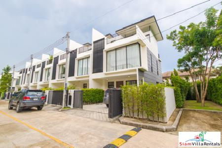Modern Three-Bedroom Corner Townhouse in Laguna, Laguna, Phuket