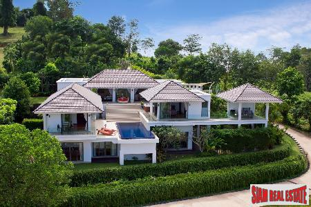 Impressive Four-Bedroom Sea View Villa 2