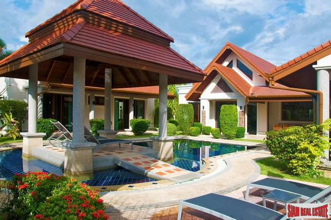 Cherng Lay Villa | Modern Private Three Bedroom Pool Villa for Rent in Very Good Area