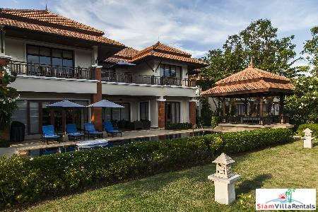 Outrigger | Contemporary Thai Four Bedroom Pool Villa in Laguna for Holiday Rental