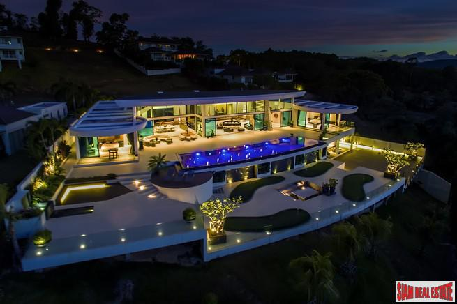 5-Bedroom Ultra-Luxe Beachfront Villa in 18