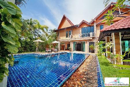4 Bed Rental Villa at Bang Tao