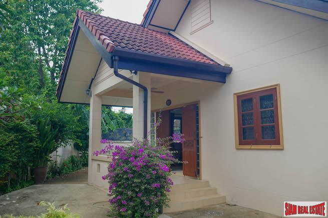 2 Bedroom Pool Villa in Rawai, Newly Renovated