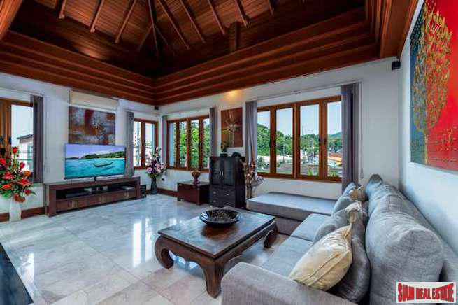 4-Bedroom Family Villa in Surin 11