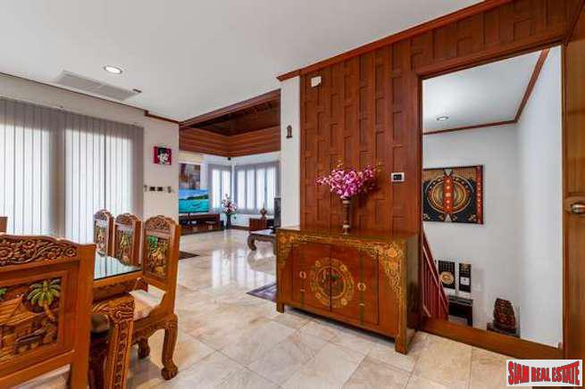 4-Bedroom Family Villa in Surin 13