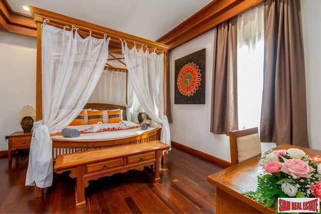4-Bedroom Family Villa in Surin 19