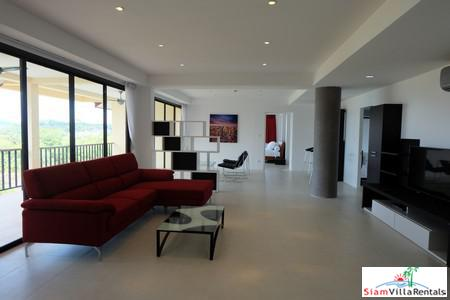 Panoramic Seaview 3-Bed Penthouse in 3