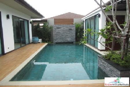 3-Bedroom Pavilion Pool Villa in Cherngtalay