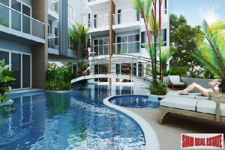 One and Two Bed Completed Condos at Nai Harn Beach