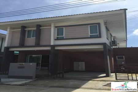 Brand New 3-Bedroom Family House in Koh Kaew
