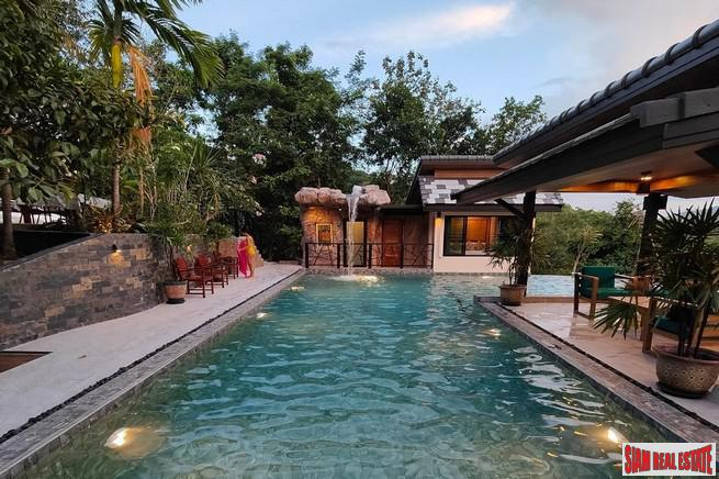 3+1 Bedroom Pool Villa with 3