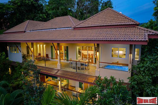 3+1 Bedroom Pool Villa with 4