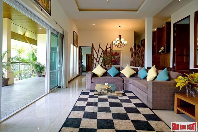 3+1 Bedroom Pool Villa with 6