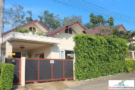 Stylish 3-Bedroom Family Home in Bang Jo