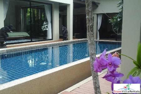 Gorgeous Balinese 4-Bedroom Pool Villa in Layan
