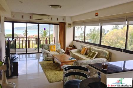 Great Value Seaview 2-Bed Condo in Rawai