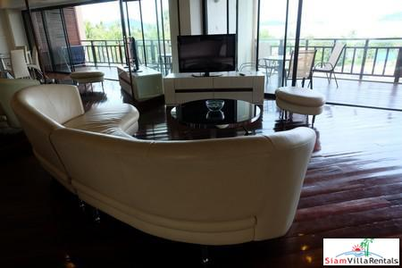 Fresh, Modern Seaview 2-Bed Condo in Rawai