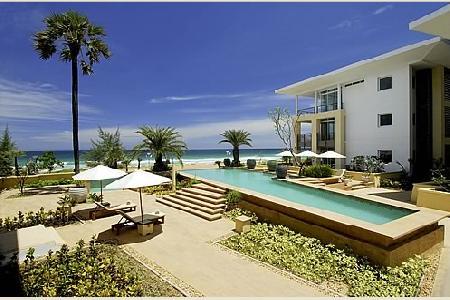 New 2 Bedroom Beachfront Luxury Apartments in a 5 Star Resort,  in Karon Beach, Karon, Phuket