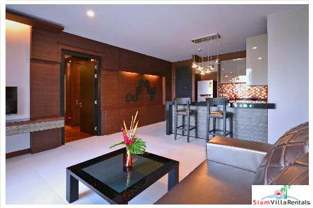 Two-Bedroom Condo with Private Jacuzzi in Bangtao Condo-Hotel