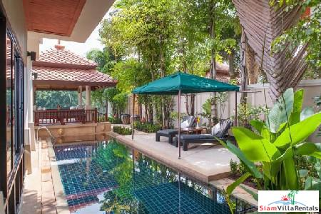 Gorgeous, Personalised 3-Bedroom Pool Villa in Laguna