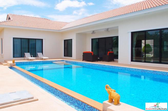 4-Bedroom Pool Villa in Exclusive Estate on Soi Country Club, Pattaya