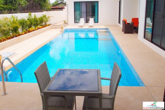 4-Bedroom Pool Villa in Exclusive 28