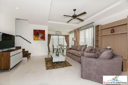 Modern, Airy 3-Bedroom Townhouse in 2