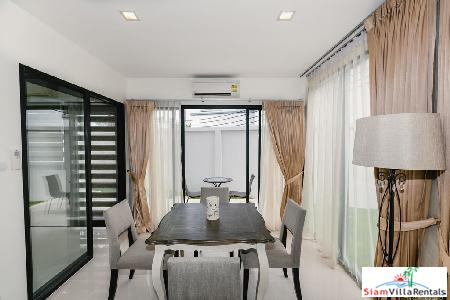 Modern, Airy 3-Bedroom Townhouse in 3