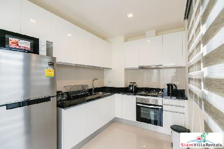 Modern, Airy 3-Bedroom Townhouse in 4