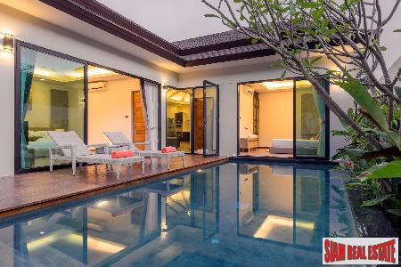 2-Bedroom Private Pool Villa in New Nai Yang Development