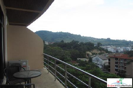 Airy Sea View One-Bedroom Apartment in Small Patong Development