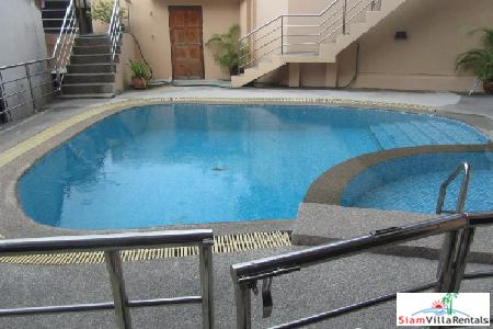 Pool Access 3-Bedroom Apartment in Patong