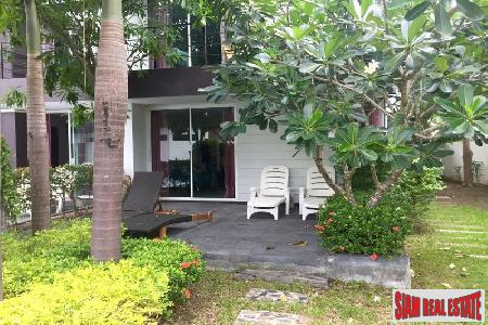 Breezy 1-Bedroom Terrace Apartment in Patong