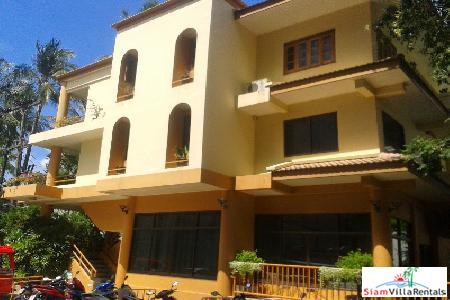 Fully Furnished 1 Bedroom Apartment For Rent at Patong, Phuket