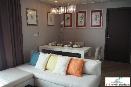 Pyne by Sansiri | 75 Sqm Duplex Unit Fully Furnished a Few Meters away from BTS Rachathewi