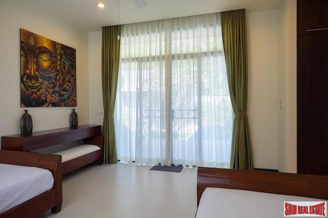 Contemporary Three Bedroom Pool Villa 17