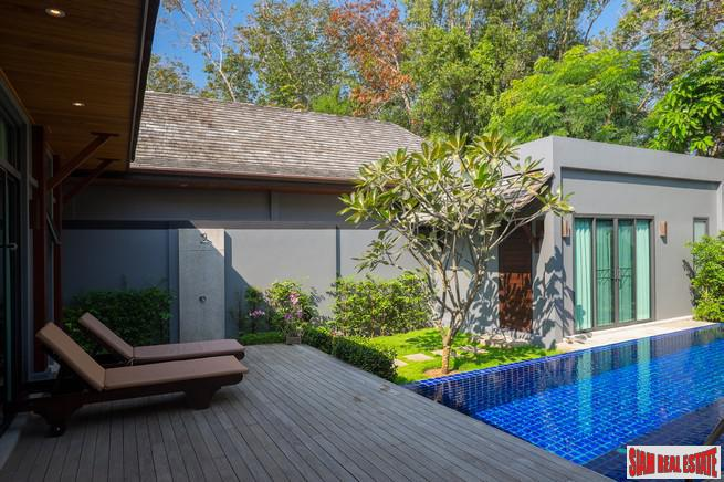 Contemporary Three Bedroom Pool Villa 25